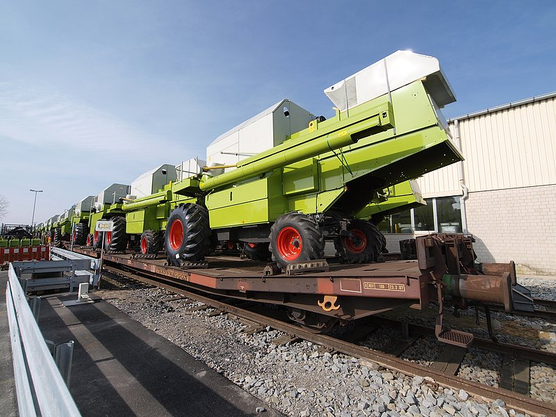 CDU Harsewinkel - Erhalt der TWE Strecke Harsewinkel-Gütersloh